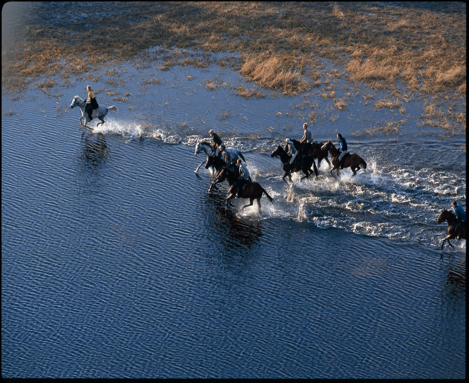 Great Horsetreks of the World – Botswana