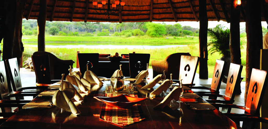 The Hide 22 Seater Dinning Table  238